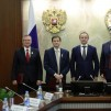 "EMPLOYEES OF THE ENTERPRISES OF THE PETROCHEMICAL GROUP OF LLC ""TAU PETROCHEM MANAGEMENT"" BECAME THE OWNERS OF THE NATIONAL AWARDS OF BASHKORTOSTAN"